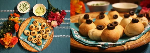 Garlic Eyes