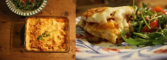 Lupercalian Lasagne